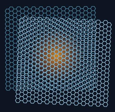 Two 2D hexagonal boron nitride nanosheets