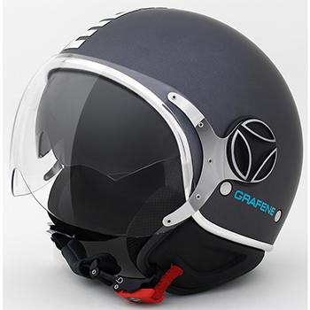 Momo Evo Graphene motorcycle helmet