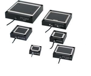 PIHera™ Family of Piezo Flexure Nanopositioning Systems, Closed-Loop, Direct Metrology: P-620.1 - P-629.1