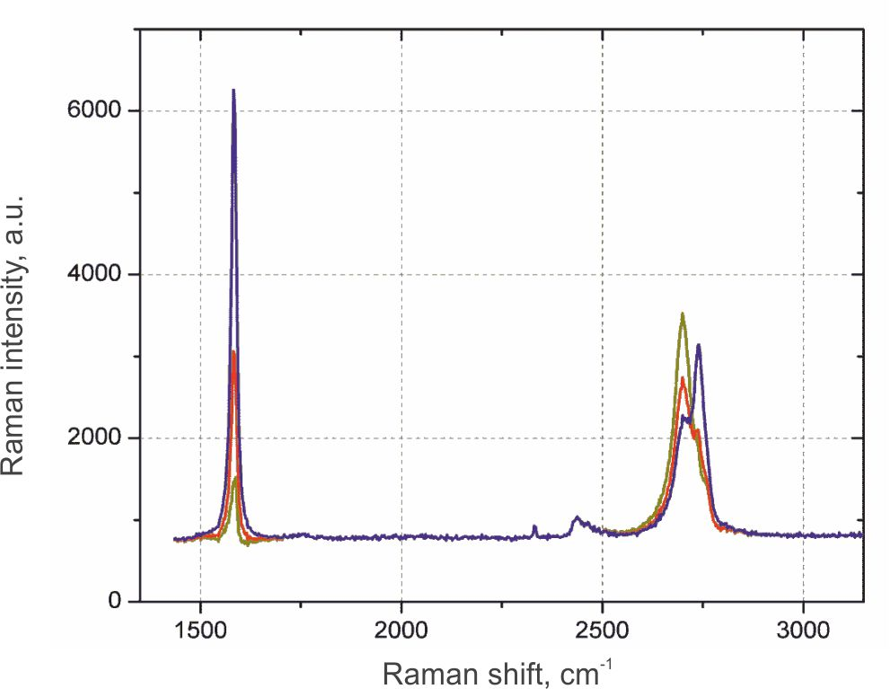 Laser Raman Confocal Microscope Confotec MR200