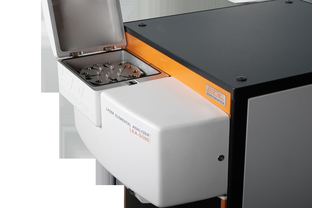 Laser Elemental Analyzer LEA-S500®