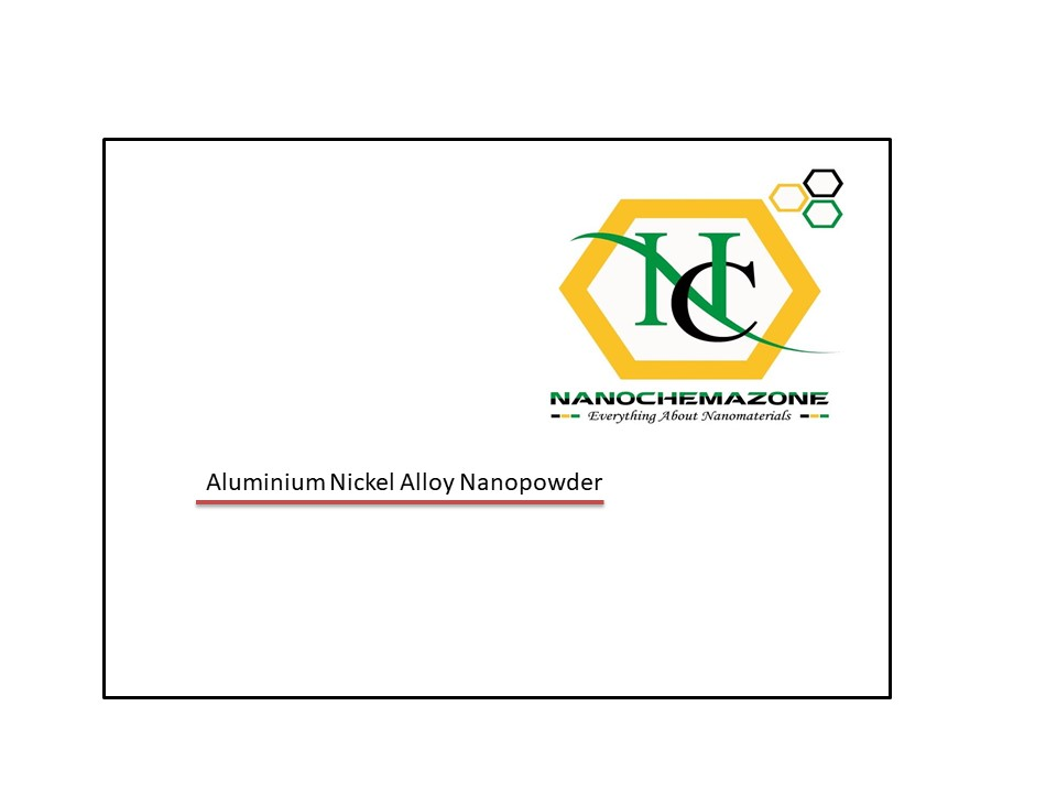 Aluminium Nickel Alloy Nanopowder