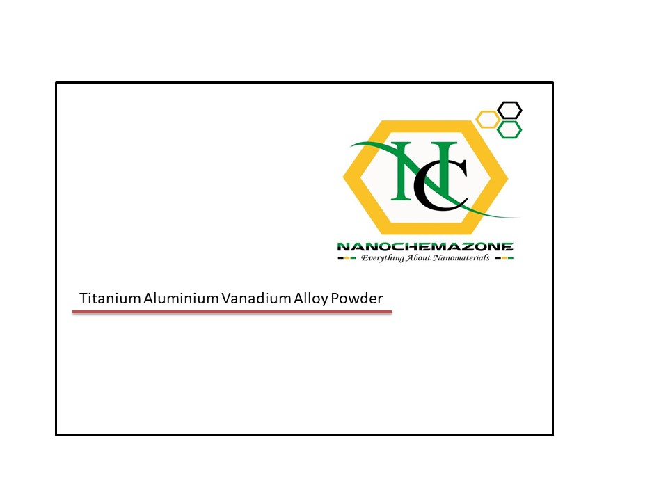 Titanium Aluminium Vanadium Alloy Powder