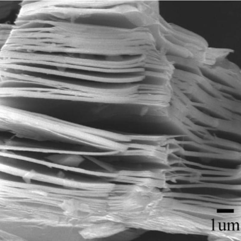 Organoid Ti3C2 MXenes material