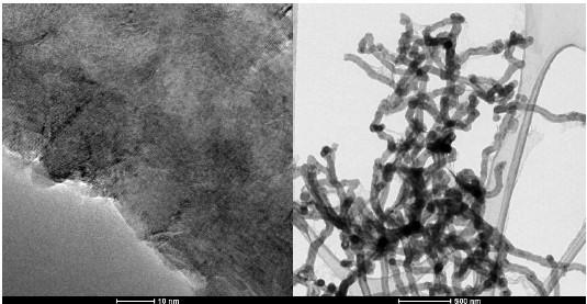 Sustainable carbon nanofibers