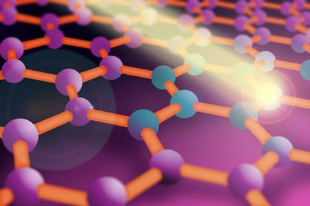 Light pulses control graphene's electrical behavior