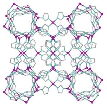metal-organic framework compound ZIF-8