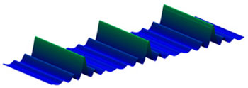 Combining photonic crystals can slow the propagation of light