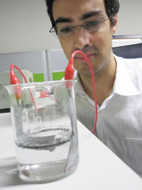 Mario Hofmann, National Cheng Kung University