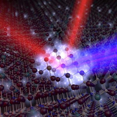 plasmonic oxide material