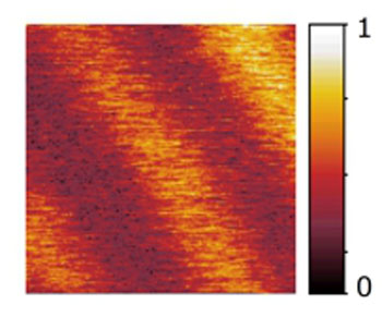 thin-layer sample made of silicon and germanium
