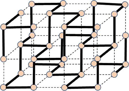 Structure of crystalline bismuth