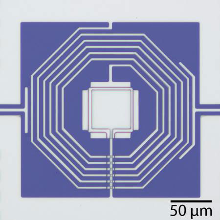 Seeing Quantum Motion