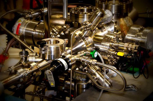 Scanning Tunnelling Microscope