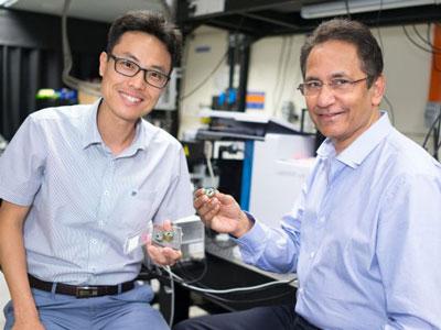 Graphene-based sensor chip 200 times more sensitive than silicon