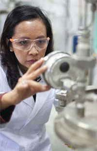 Halimaton Hamdan, Institute for Innovative Nanotechnology