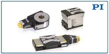 New Multi-Axis Positioning Family: Vertical, Rotary, Linear