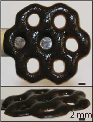 Alginate-graphene oxide hydrogels as smart biomedical materials