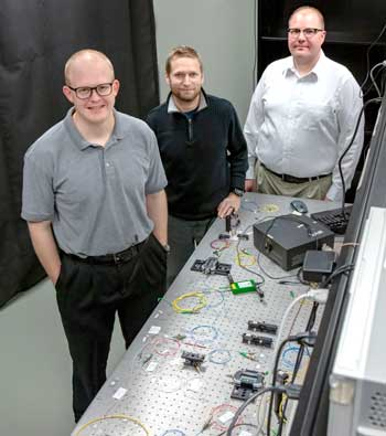 Novel Fiber Optic Device Lays Foundation For Quantum