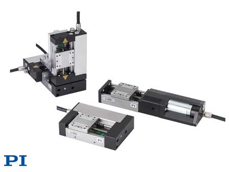 Miniature Linear Translation Stages come in X, XY, and XYZ