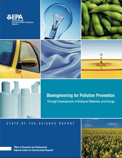 Bioengineering for Pollution Prevention Through Development of Biobased Materials and Energy