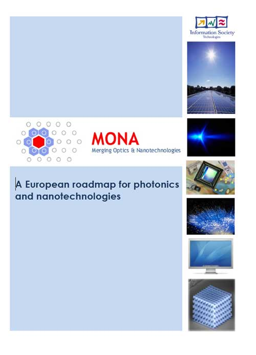 MONA Nanophotonics Technology roadmap