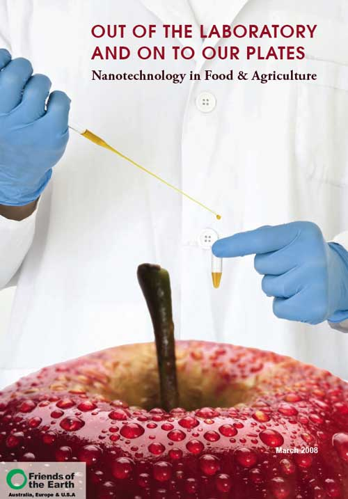 Out of the Laboratory and on to our Plates: Nanotechnology in Food and Agriculture