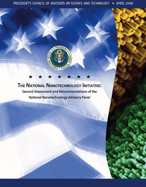 National Nanotechnology Initiative - Second Assessment and Recommendations