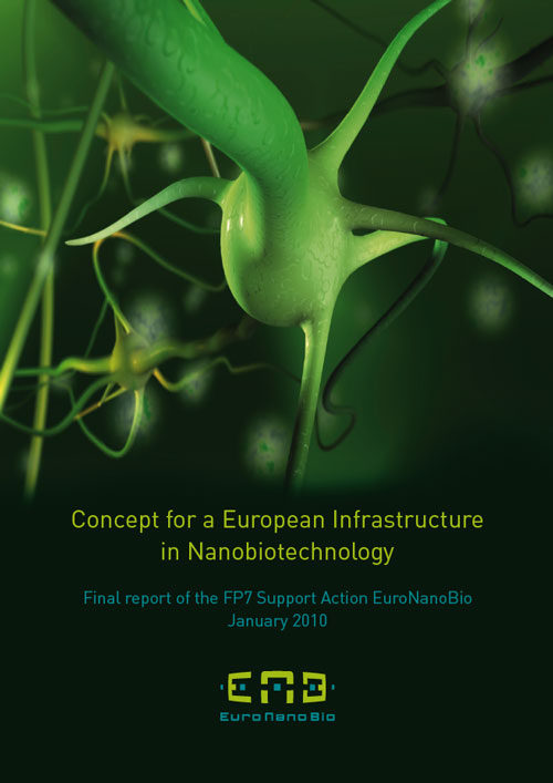 Concept for a European Infrastructure in Nanobiotechnology