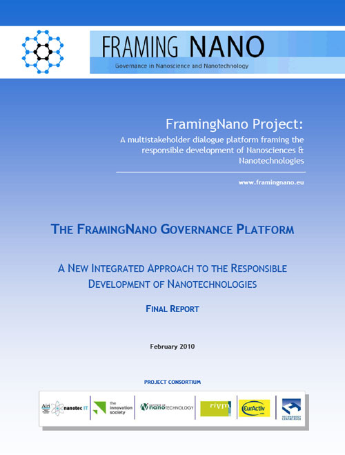 The FRAMINGNANO Governance Platform
