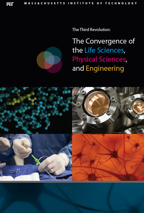 The Convergence of the Life Sciences, Physical Sciences, and Engineering