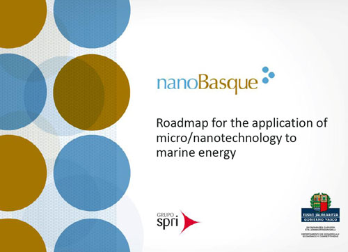 Roadmap for the application of micro/nanotechnology to marine energy