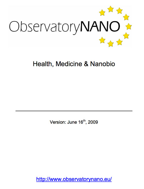 Nanotechnology in Health, Medicine & Nanobio