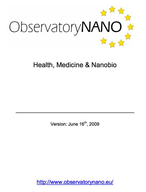 Nanotechnology in Health, Medicine & Nanobio