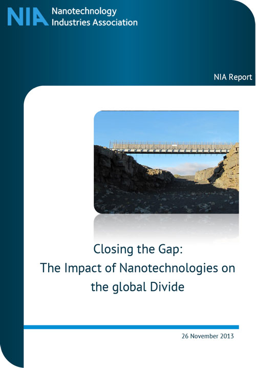 Closing the gap: The impact of nanotechnologies on the global divide