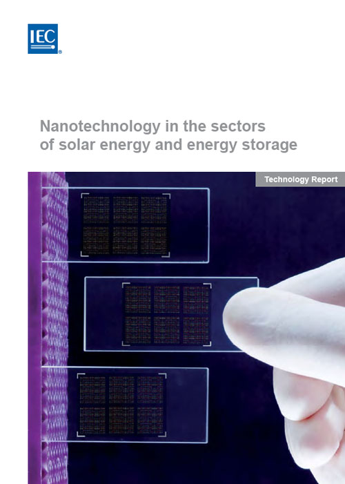 Nanotechnology in the sectors of solar energy and energy storage