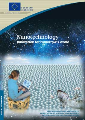 Nanotechnology: Innovation for tomorrow's world