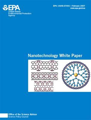 EPA's Nanotechnology White Paper