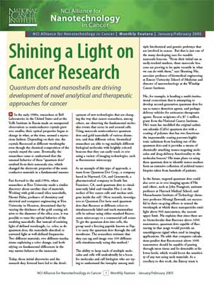 Shining a Light on Cancer Research