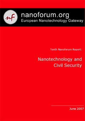 Nanotechnology and Civil Security