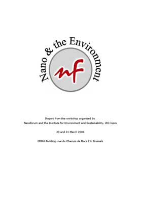 Nano and the Environment