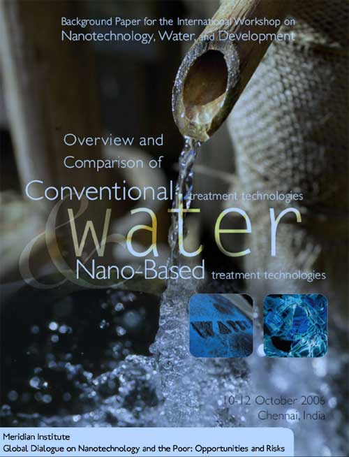 Overview and Comparison of Conventional and Nano-Based Water Treatment Technologies