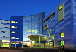 >The John Radcliffe Hospital, Oxford