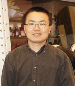 >Yadong Yin is an assistant professor of chemistry at University of California - Riverside.