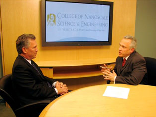 Michael Splinter, president and CEO of Applied Materials (AMAT), speaks with NanoNow host Steve Janack.