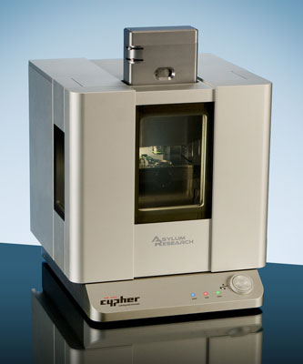 Cypher Atomic Force Microscope