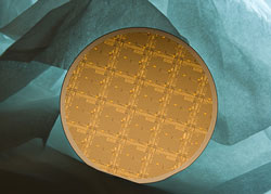 wafer-scale graphene-on-silicon technology