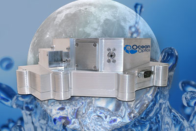 Ocean Optics' ALICE Spectrometer has helped NASA confirm the presence of water on the moon.