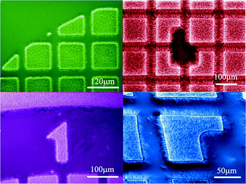 Carpets of boron nitride nanotubes grown on a substrate