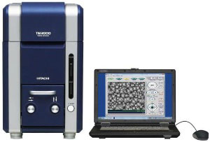 Hitachi High-Technologies: The Tabletop Microscope TM3000